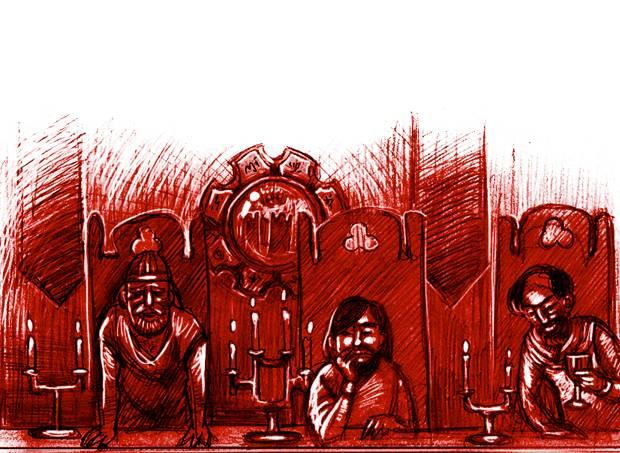 A origem sangrenta dos contos de fadas: Branca de Neve