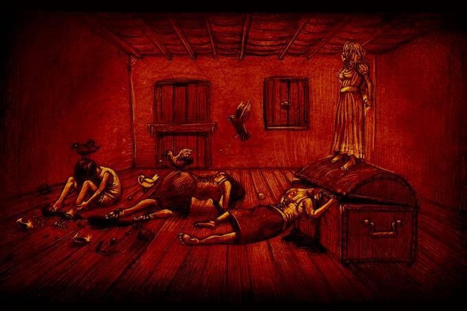 A origem sangrenta dos contos de fadas: Cinderela