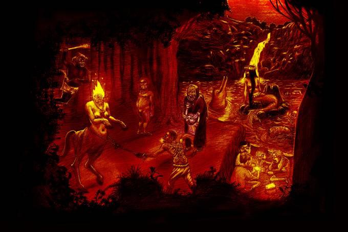 A origem sangrenta dos contos de fadas: Folclore brasileiro