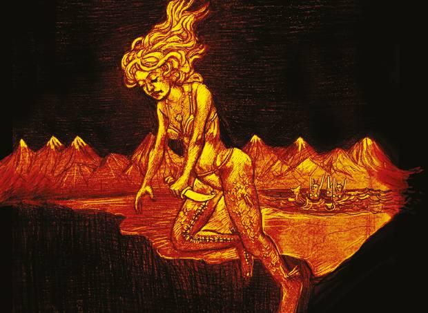 A origem sangrenta dos contos de fadas: A Pequena Sereia