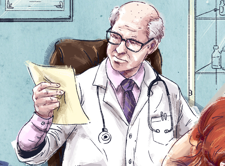 visitas ao médico
