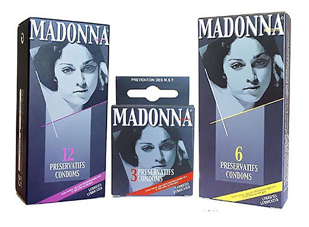 Camisinha Madonna