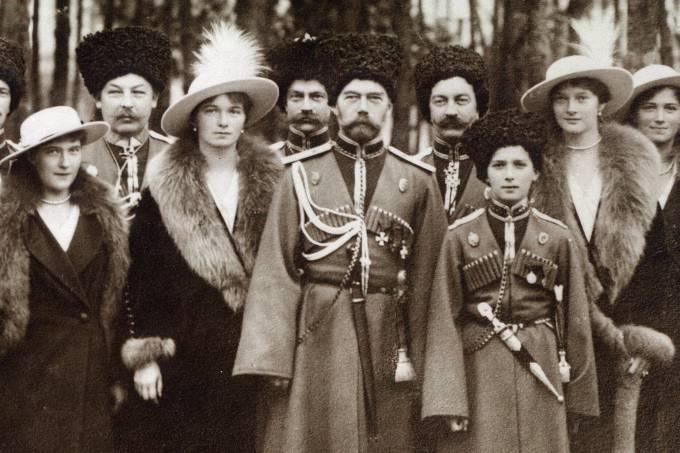 """Por que muitos russos têm o nome terminado em """"ov""""?"""