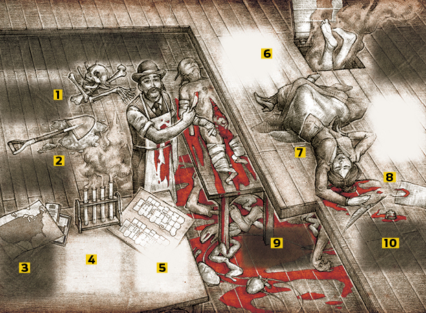 Retrato Falado H H Holmes O Dono Do Castelo Da Morte Super