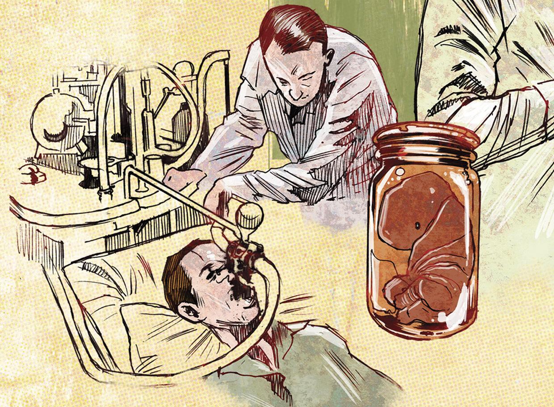 experimentos crueis