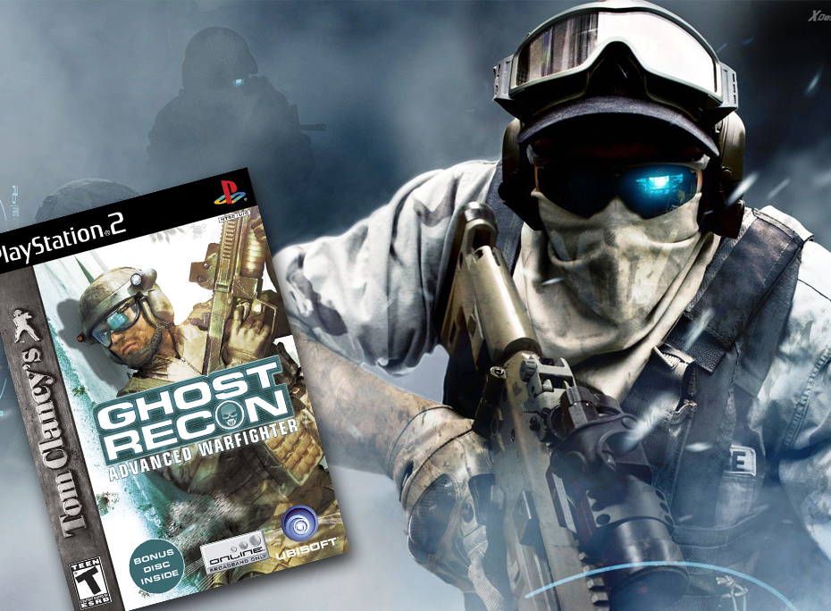 [site] ghost recon