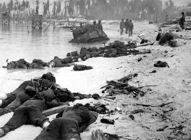Mortos guerra