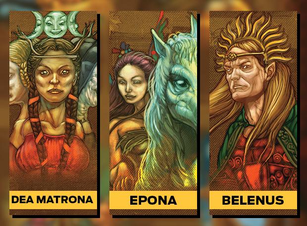 Dea Matrona Epona Belenus