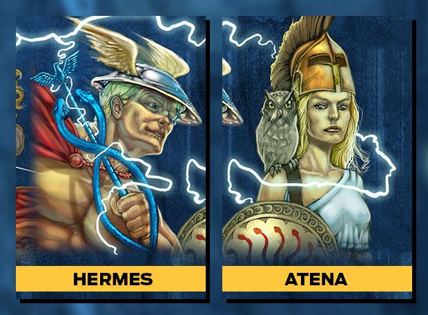 Hermes Atena