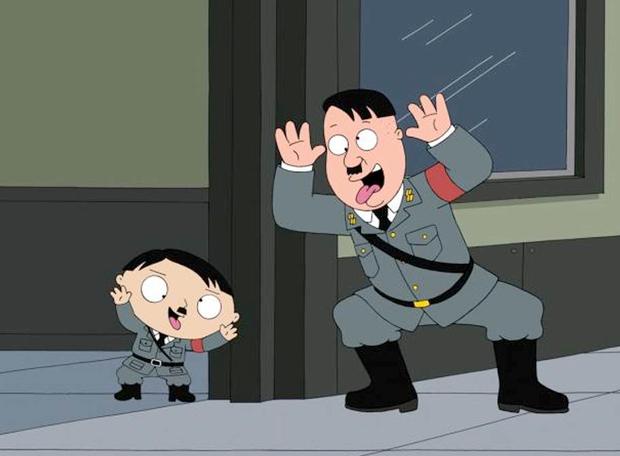 Family Guy Hitler