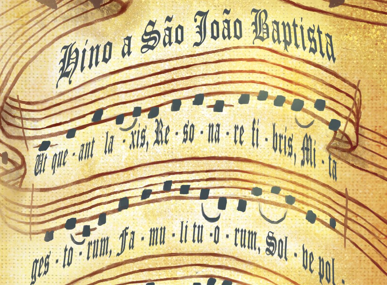 hino a são joão baptista