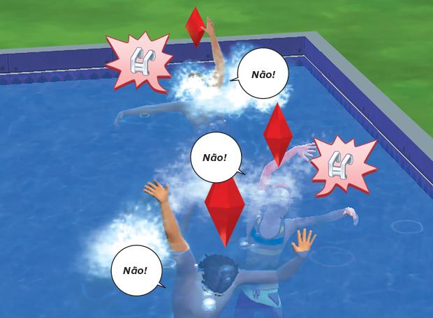 Sim Não The Sims