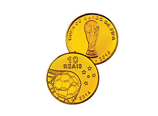 moeda Copa