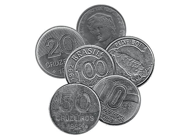 moeda Cruzeiro