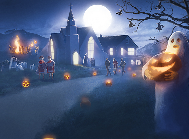 Origem Halloween