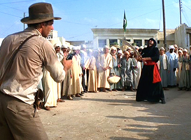 Indiana Jones Arca Perdida