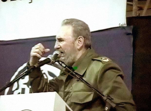 Fidel Castro discurso