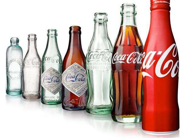 Coca Cola garrafas