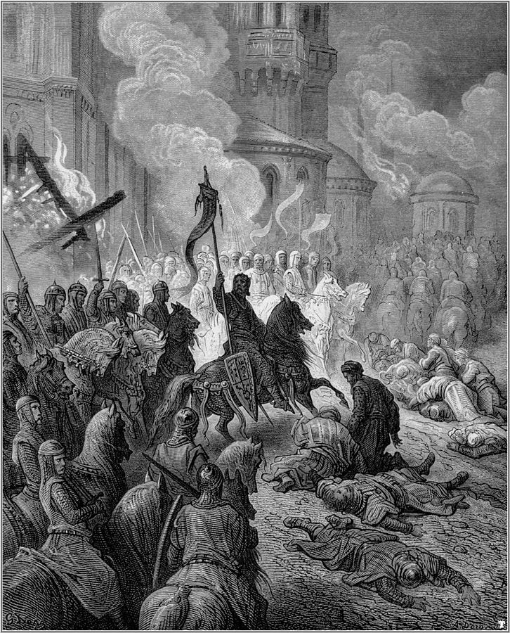 726px-Gustave_dore_crusades_entry_of_the_crusaders_into_constantinople