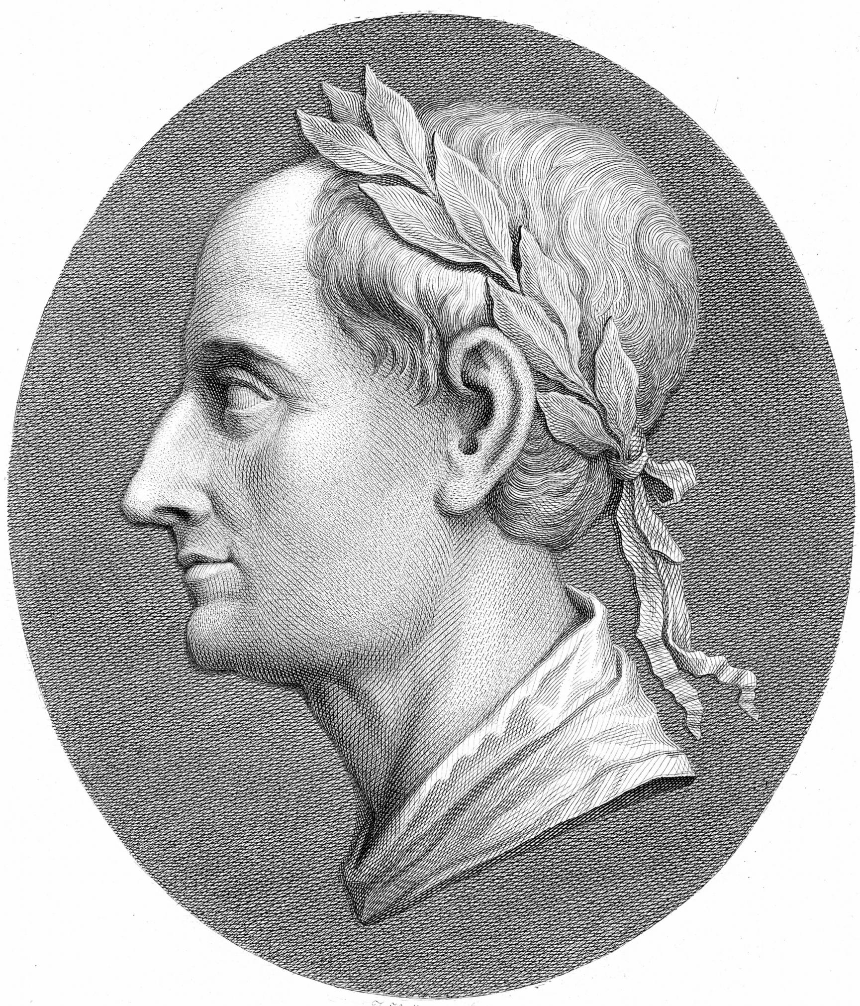 Portrait of Augustus Caesar