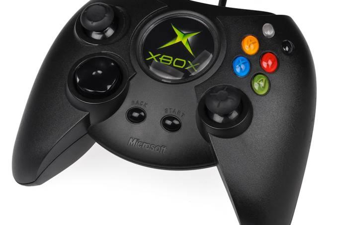 Controle da primeira geração do Xbox será relançado