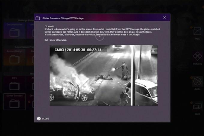 Surgem mais evidências ligando o universo de Watch_Dogs ao de Assassin's Creed