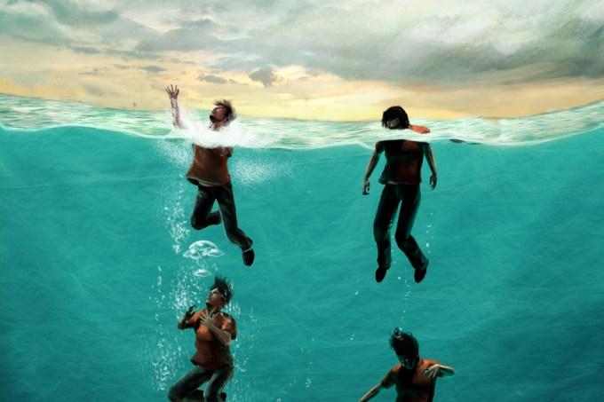 O que acontece no corpo durante o afogamento?