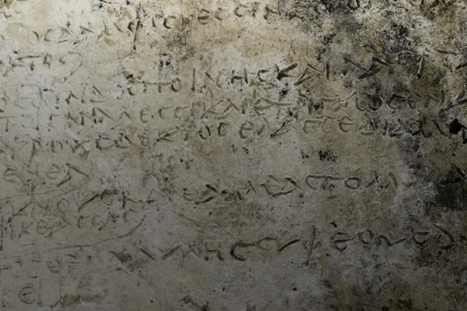 Arqueólogos encontram a cópia mais antiga da Odisséia de Homero_HOME