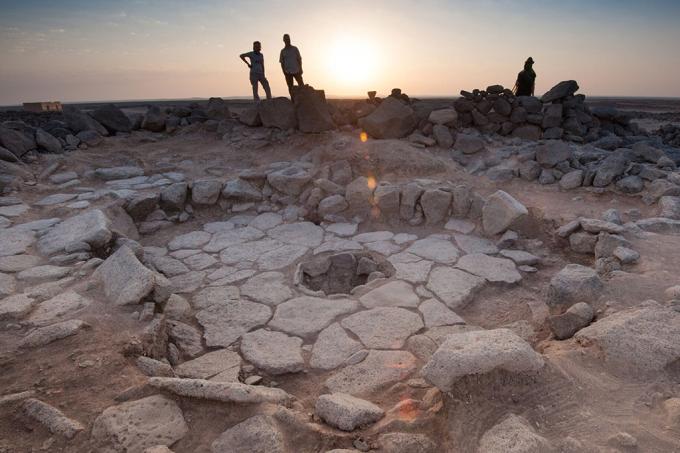 As migalhas de pão de 14 mil anos_home
