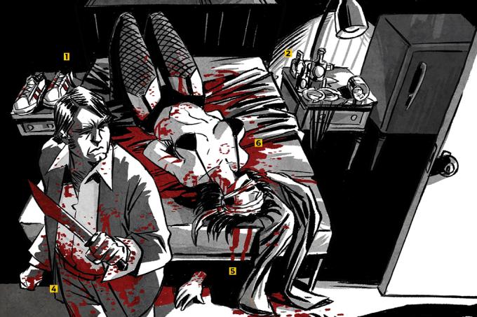 Assassino-torso