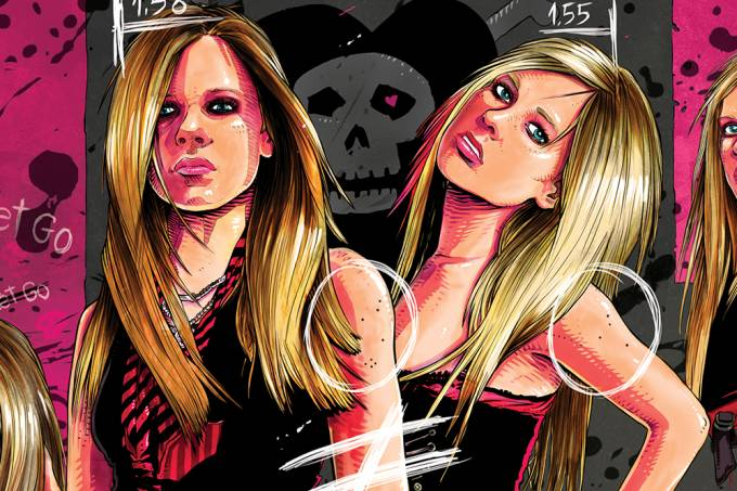 Avril Lavigne morreu e foi substituída?