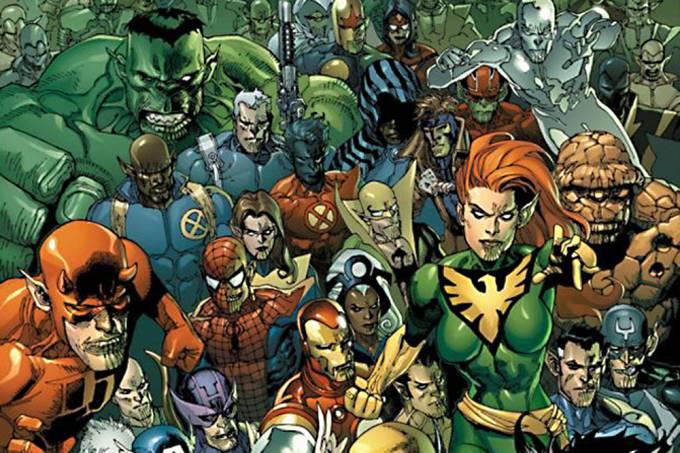 Invasão Secreta (Marvel)