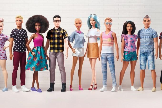 Barbie e a nova turma