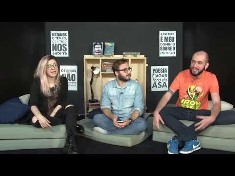Bate-papo com os escritores Felipe Castilho e Babi Dewet