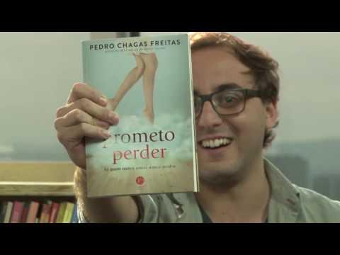 """Bate-papo com Pedro Chagas Freitas sobre o livro """"Prometo perder"""""""