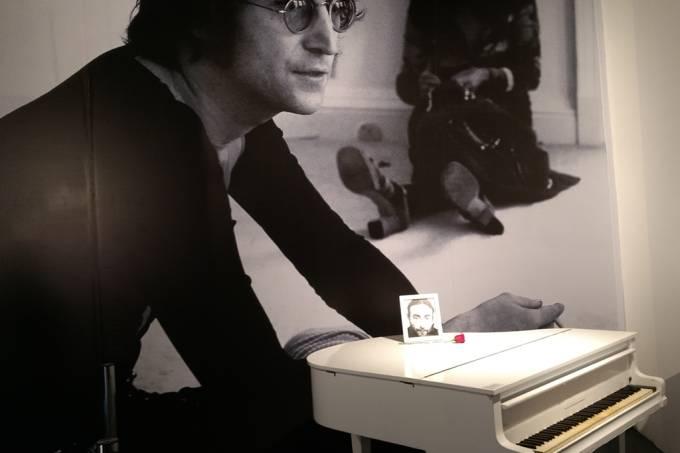Exposição Beatles 3