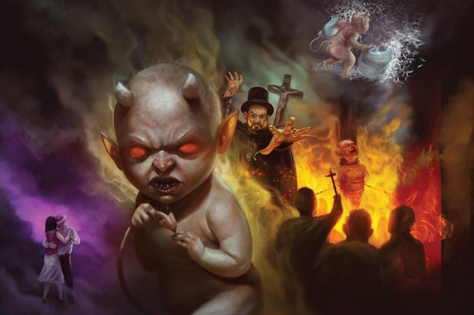 Existiu mesmo um bebê-diabo em São Bernardo do Campo (SP)?