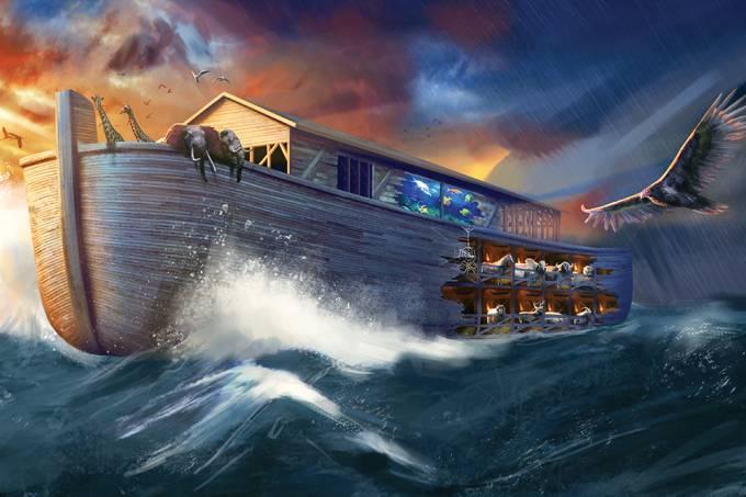 Biblia – Arca de Noé