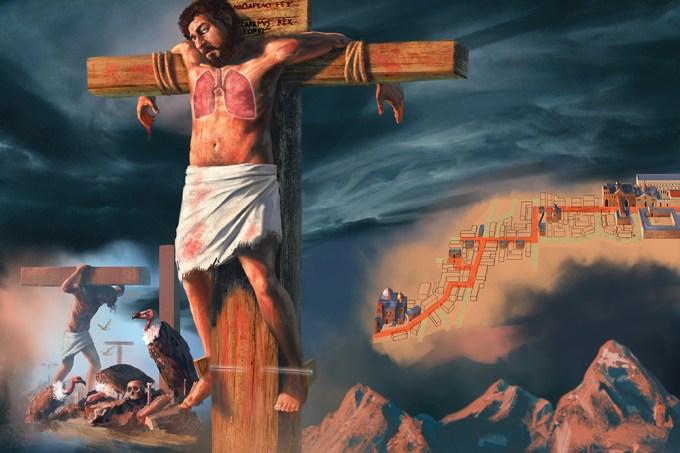 Biblia – Crucificação