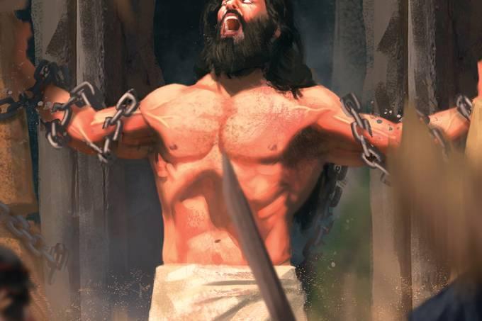 Biblia – Sansão