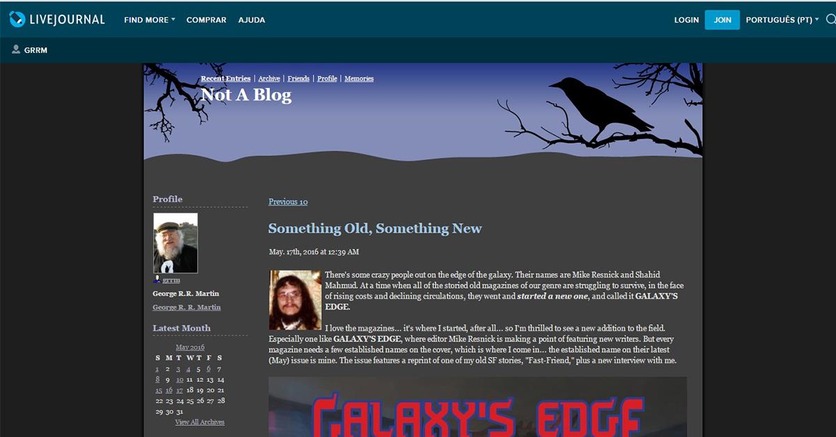 blog agitado
