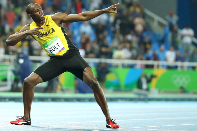 Qual foi a maior velocidade que uma pessoa já alcançou?