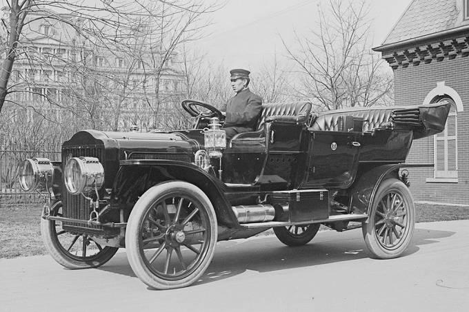 Carro, 1909
