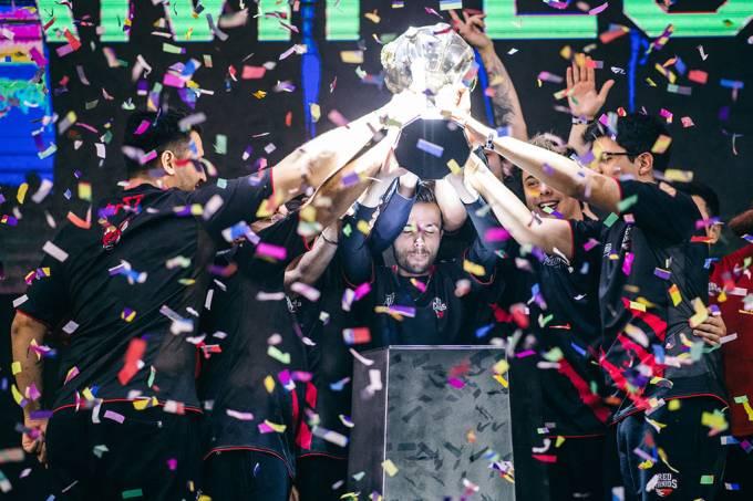 Red Canids é a grande campeã do CBLoL 2017