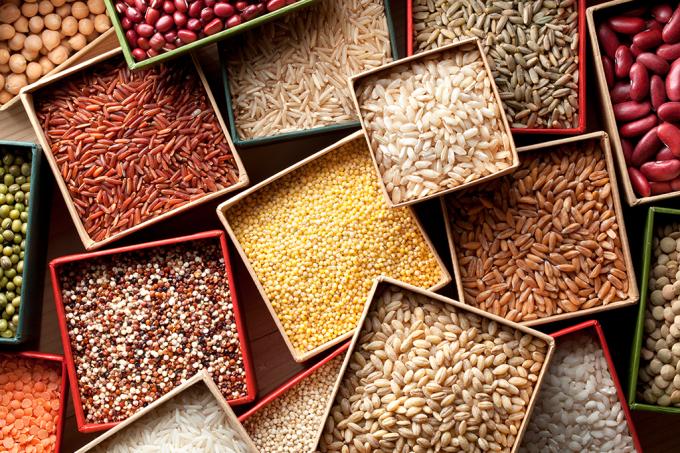 Qual a diferença entre cereal e grão?