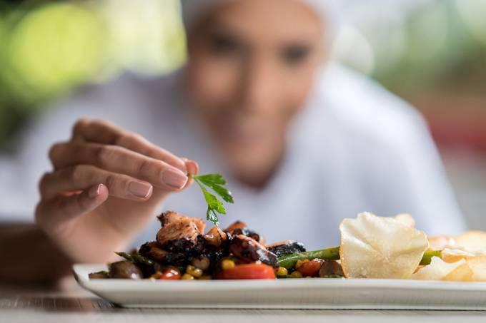 Como se tornar um chef de cozinha?
