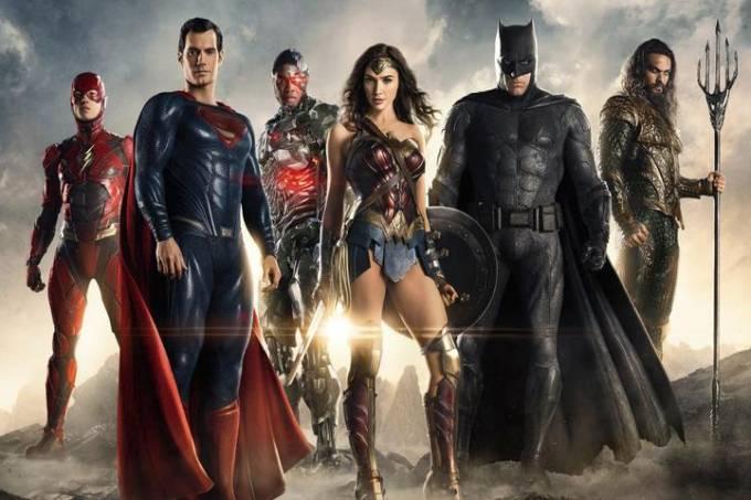 Cinema: tudo sobre Liga da Justiça