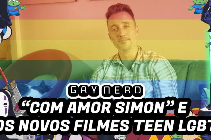 """""""Com Amor Simon"""" e os novos filmes teen LGBT – GAY NERD"""