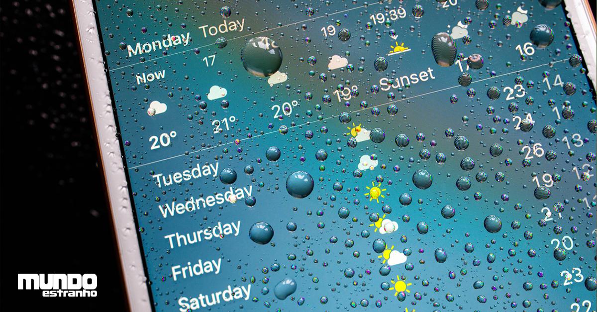 Como é feita a previsão do tempo? - Super