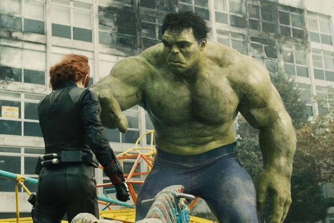 Como o Hulk foi (re)feito em Os Vingadores
